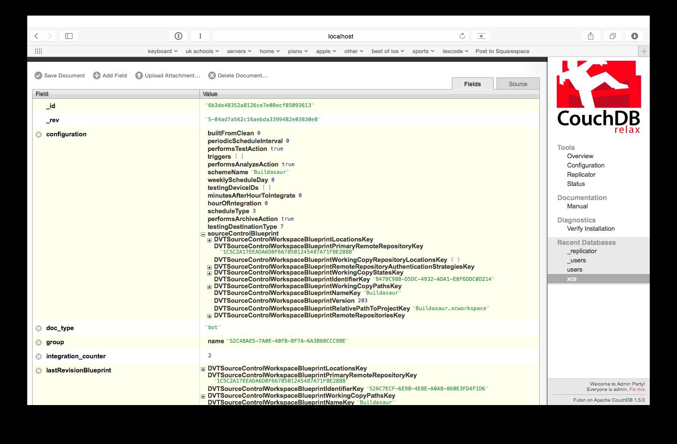 Xcode Server Hacks: 1  Under the Hood of Xcode Server