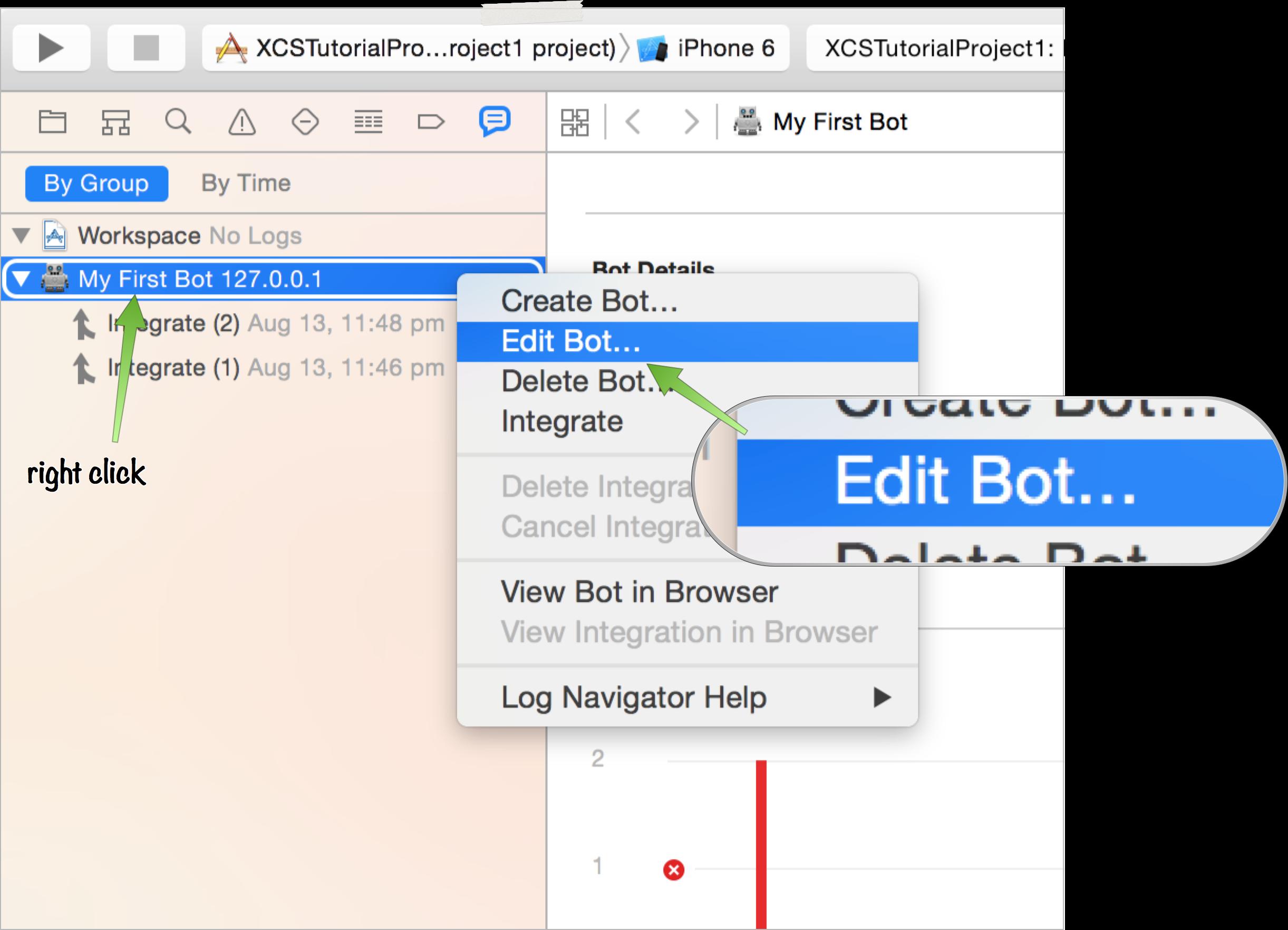 Xcode Server Tutorials: 3  Prebuild & Postbuild Scripts