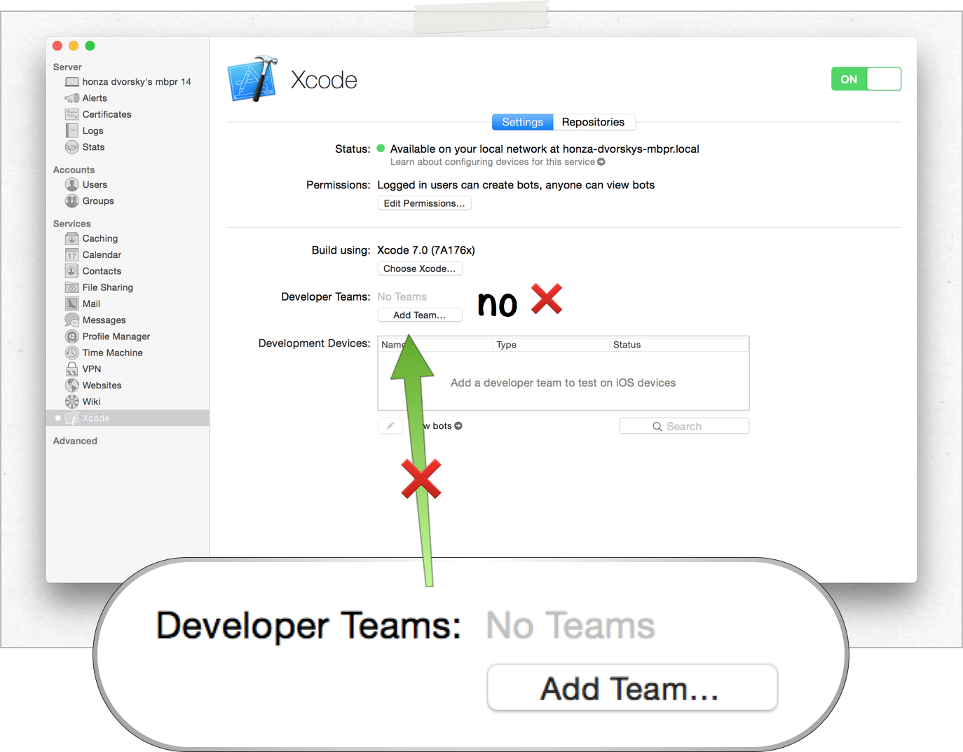 project statistics for xcode Sharing code with xcode is made easy with the inclusion of a git repository in  xcode projects in this blog post, i document the basic steps.