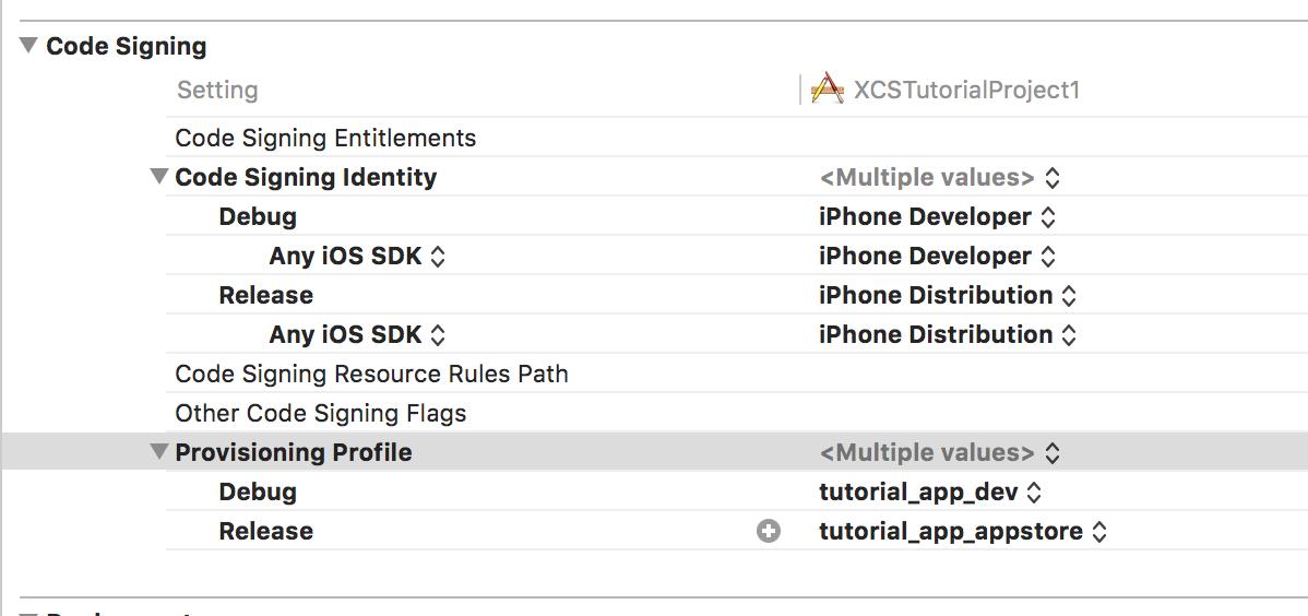 Xcode Server Tutorials: 4  Certificates & Provisioning